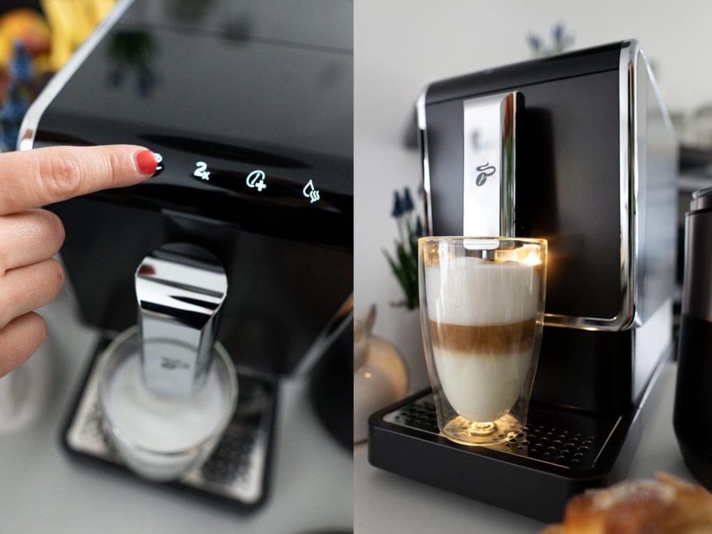Kaffeevollautomat Esperto Caffè Tchibo